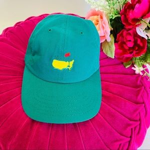 Masters Green Caddy Slouch Hat